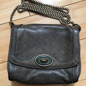 Fossil *Vintage* Colette Flap Mini Crossbody Bag